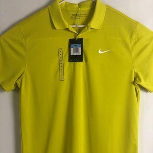 Nike Golf Dri Fit Men's Medium NWT